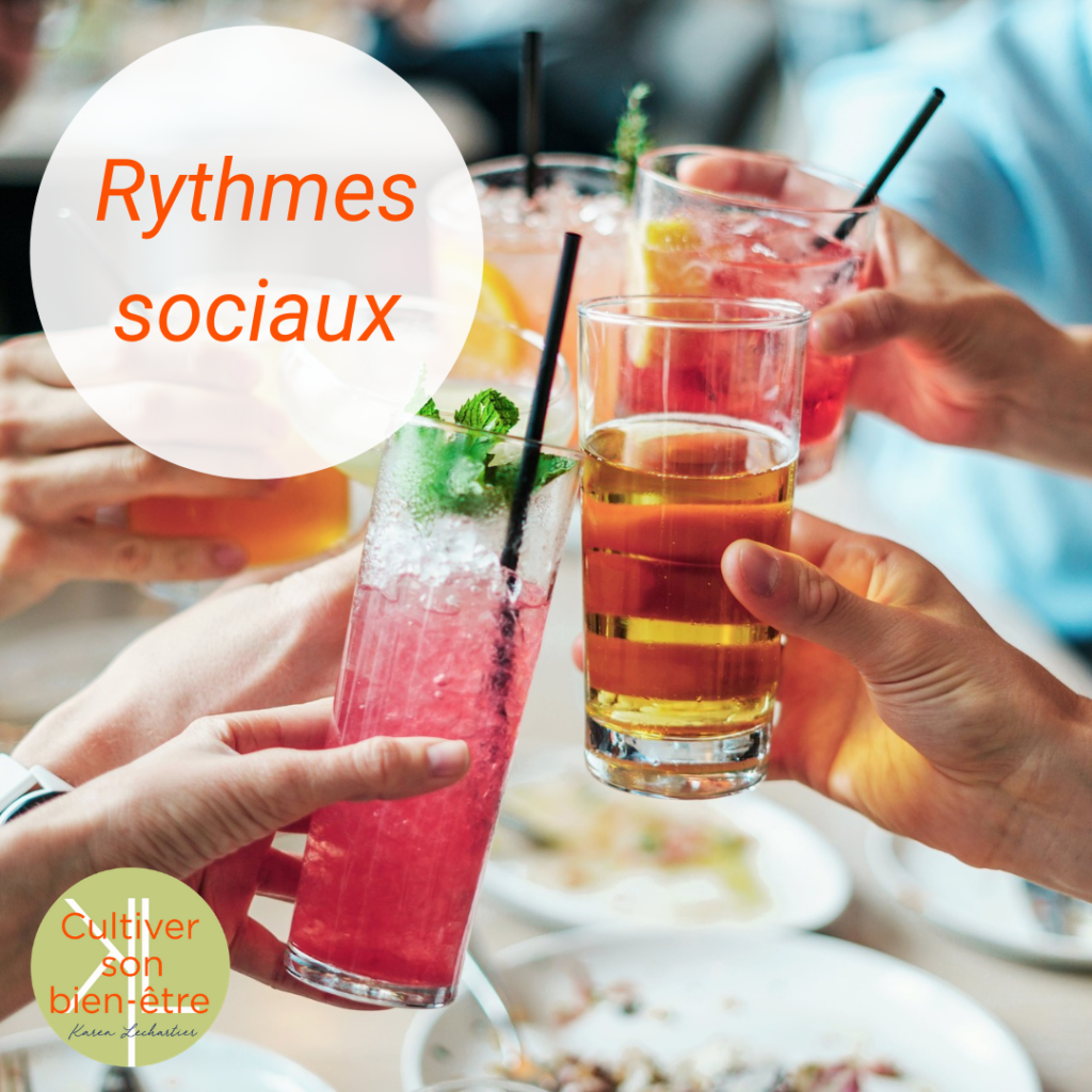 Rythmes sociaux